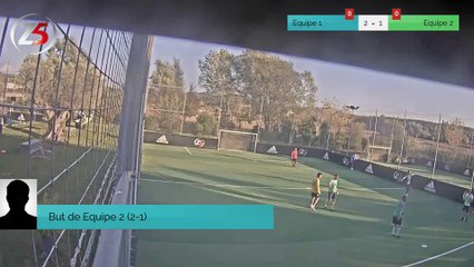 But de Equipe 2 (2-1)