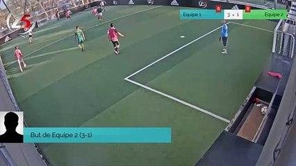 But de Equipe 2 (3-1)