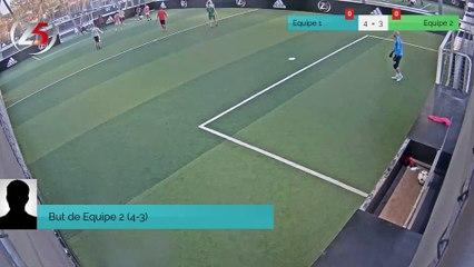 But de Equipe 2 (4-3)