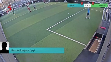 But de Equipe 2 (4-5)