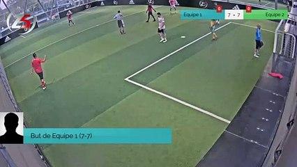 But de Equipe 1 (7-7)