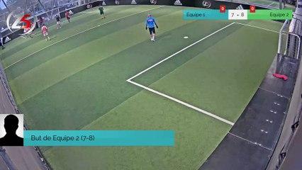 But de Equipe 2 (7-8)
