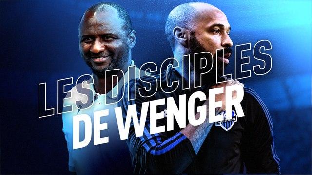 Arsène Wenger a-t-il un chouchou parmi ses anciens disciples ?