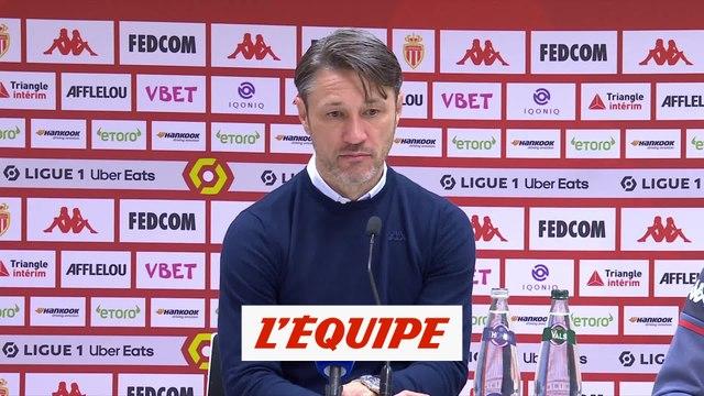 Kovac défend Sidibé : « Je serai avec lui jusqu'à la fin » - Foot - L1 - Monaco