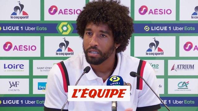 Dante : « Il faut laisser jouer » - Foot - L1 - Nice