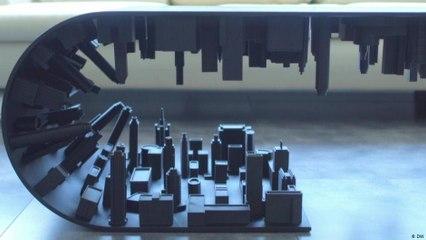 تصاميم أثاث من طباعة ثلاثية الأبعاد