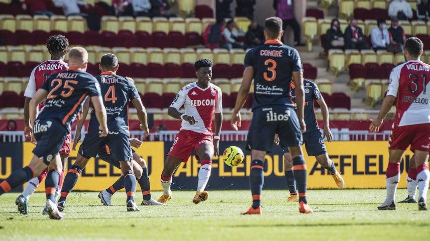 L1 - Le résumé vidéo du match AS Monaco - Montpellier (1-1)