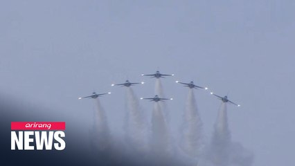 S. Korean Air Force to conduct flyovers of Seoul to prepare for commemoration event next week