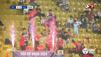 Review | Vòng 2 Giai đoạn 2 V.League 2020 | Viettel lên đỉnh, Hà Nội FC đại thắng HAGL | VPF Media