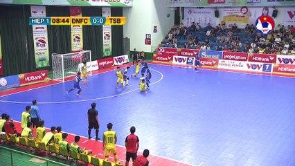 Highlights | Đà Nẵng - Thái Sơn Bắc | Futsal HDBank VĐQG 2020 | VFF Channel