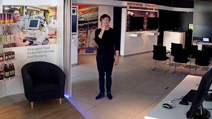 İngiltere'de AVM'lere maskesiz girişlere yapay zekalı kamera önlemi