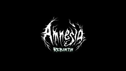 Amnesia Rebirth - Story & Environment Trailer