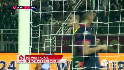 Sài Gòn FC - CLB TP. HCM | Top 5 bàn thắng đẹp trước trận Derby Sài thành  | VPF Media
