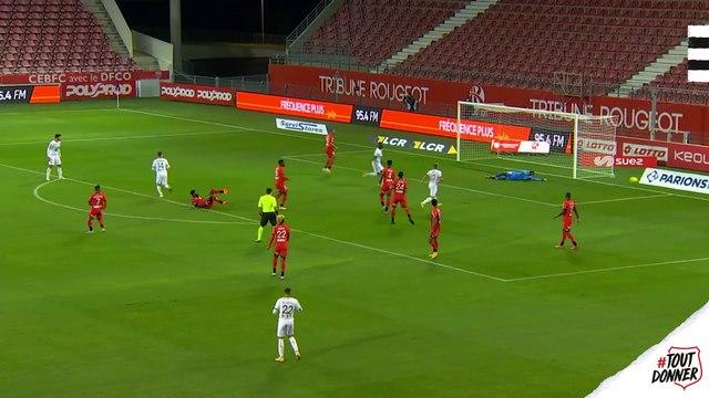 J7. Dijon / Stade Rennais F.C. : résumé