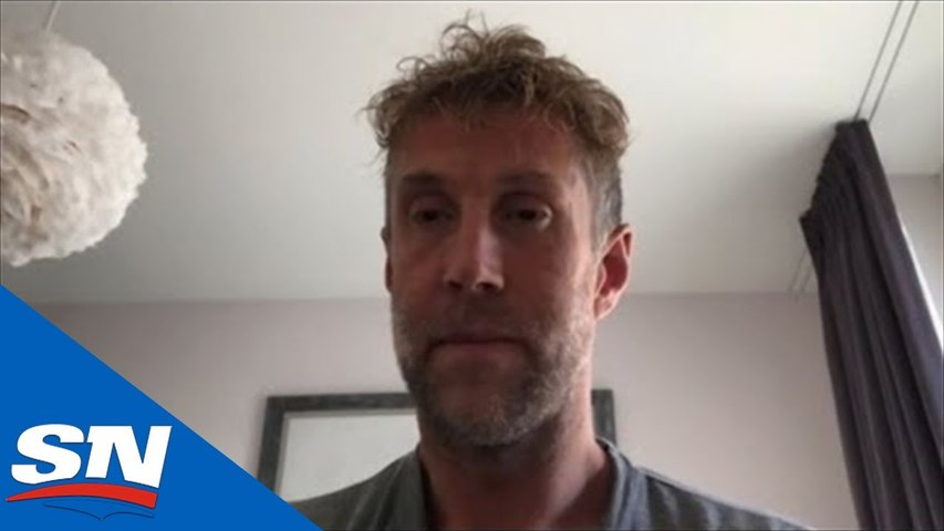 Why Joe Thornton Picked Maple Leafs: 'I Need To Win A Stanley Cup'