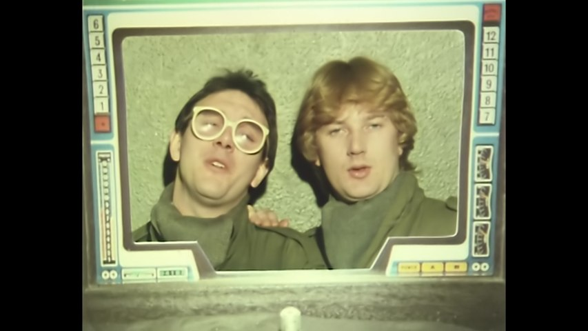 The Buggles - Clean Clean