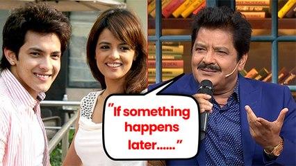 Udit Narayan WARNS Son Aditya Narayan About Marrying His Girlfriend
