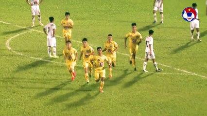 Highlights | U15 Quảng Nam - U15 SHB Đà Nẵng | Xứng danh Derby Quảng - Đà | VFF Channel