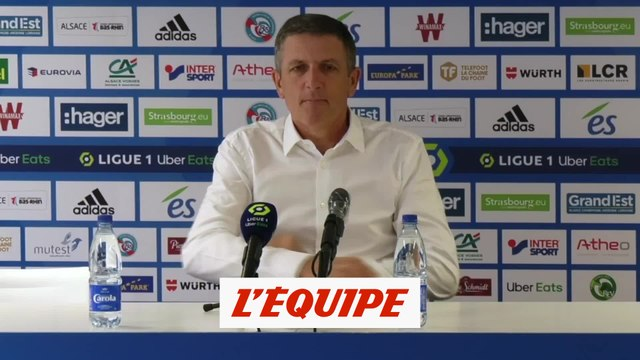 Laurey ironise sur Mediapro et son actionnaire chinois - Foot - L1 - Strasbourg