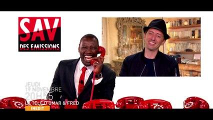 La télé d'Omar et Fred - bande annonce Comédie+