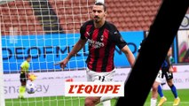 Ibrahimovic, le roi du derby - Foot - ITA