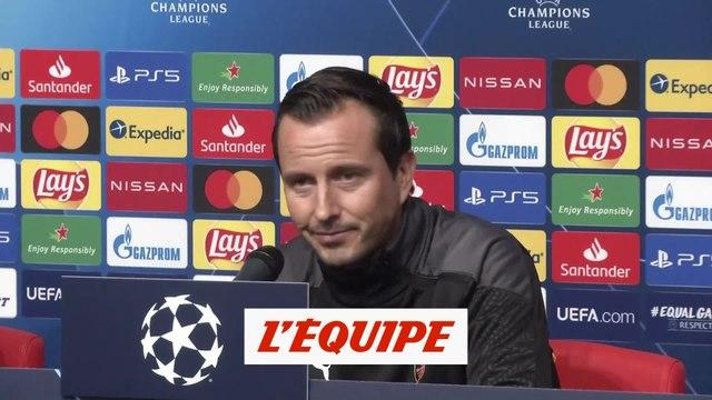 Stéphan : « Qu'on puisse se lâcher tout de suite » - Foot - C1 - Rennes