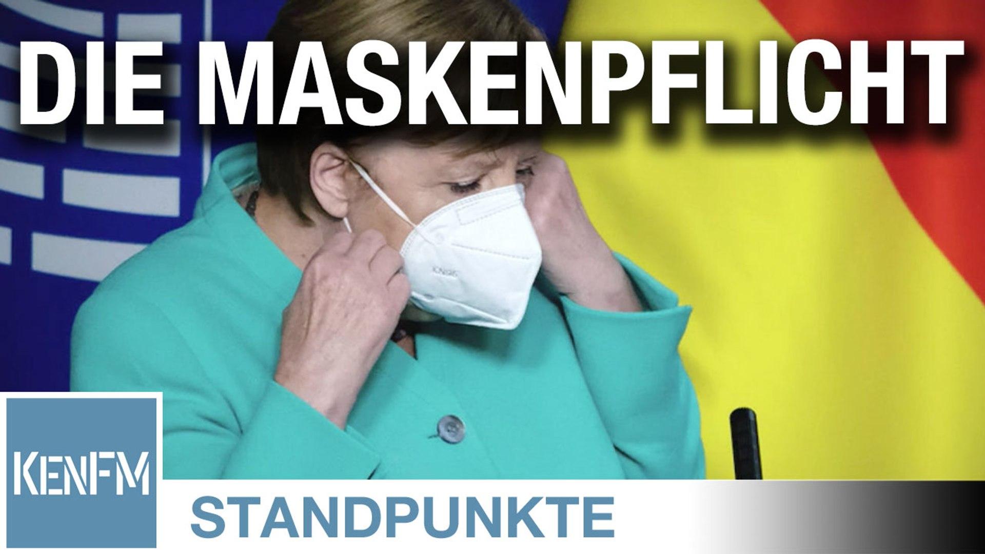 Die Maskenpflicht: Epidemieeindämmung oder Körperverletzung im Amt? | Von Oliver Märtens