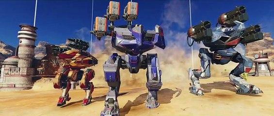 Présentation de War Robots Remastered