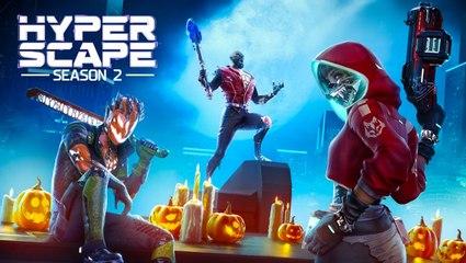 Hyper Scape   Halloween Event Trailer - Ubisoft
