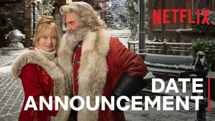 The Christmas Chronicles 2   starring Kurt Russell & Goldie Hawn  - Official Netflix Trailer