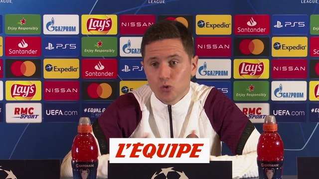 Ander Herrera encense Paul Pogba - Foot - C1 - PSG