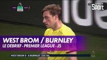 Le débrief de West Bromwich / Burnley