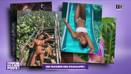 Une troisième Miss disqualifiée à cause de photos dénudées