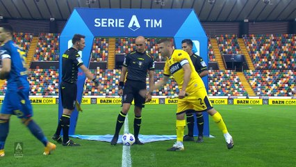 Udinese 3-2 Parma _ Pussetto Scores the Winner in 5-Goal Thriller! _ Serie A TIM