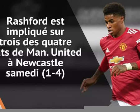 Focus - Marcus Rashford signe la performance de la semaine