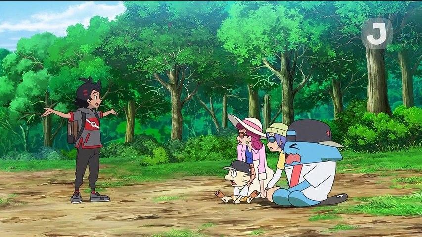 Pokemon Saison 23 Episode 24 - Des vacances pour la Team Rocket !