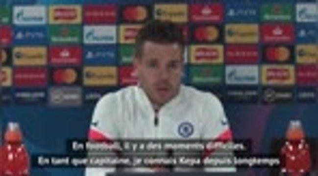 """Chelsea - Azpi au chevet de Kepa : """"Il va renverser la situation"""""""