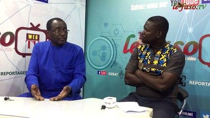 Burkina Faso : « Il faut une réconciliation au niveau de l'armée. Ce n'est pas l'armée qu'on a connue sous Blaise Compaoré », Me Hermann Yaméogo