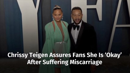 Chrissy Teigen After The Miscarriage