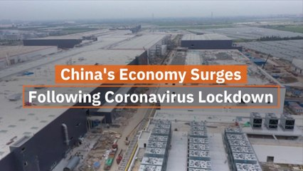 China's Economy Is Doing Well
