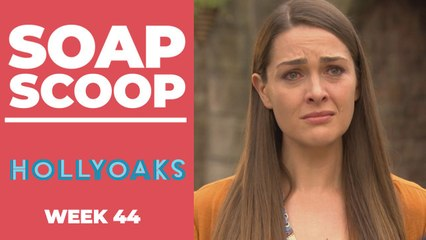 Hollyoaks Soap Scoop! Sienna and Brody plan to leave