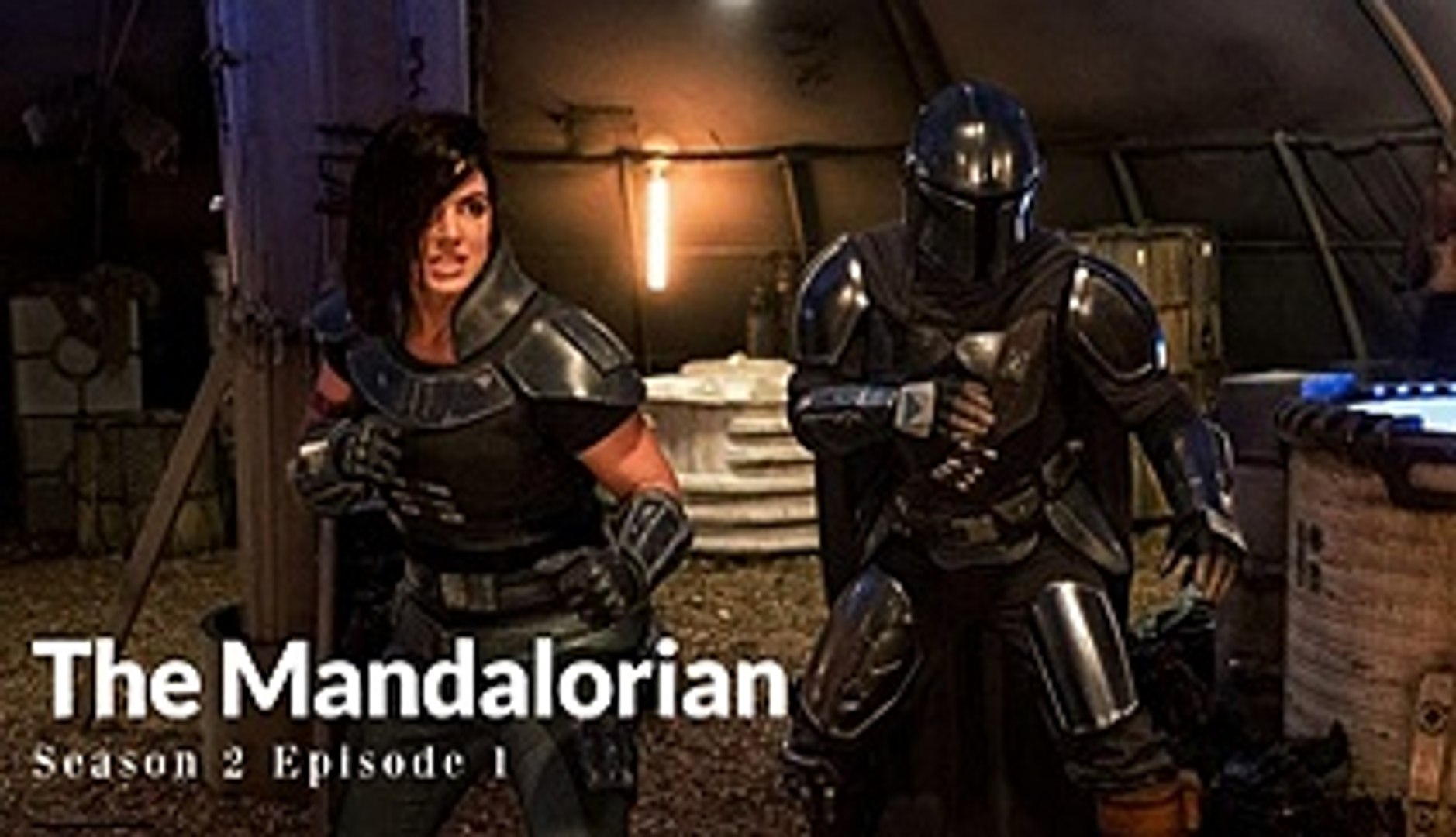 The Mandalorian Season 2 Episode 1 Action Adventure Western Tv Episode 2020 Video Dailymotion