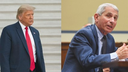 """Trump calls Fauci a """"disaster"""", """"idiot"""" in leaked call"""