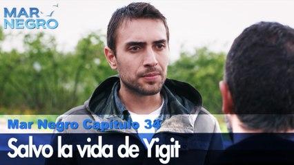Mustafa salvo a Yiğit! - Capítulo 34 | Fugitiva