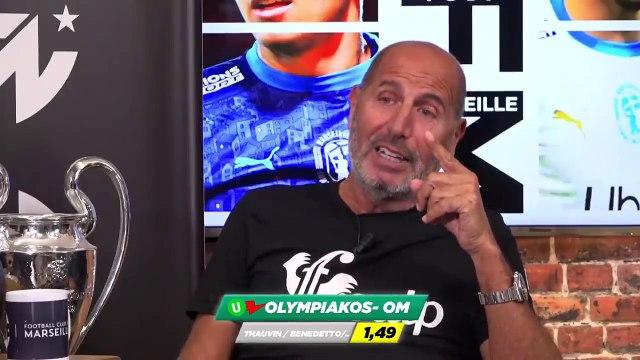 Les Paris FCM sur Olympiakos vs OM