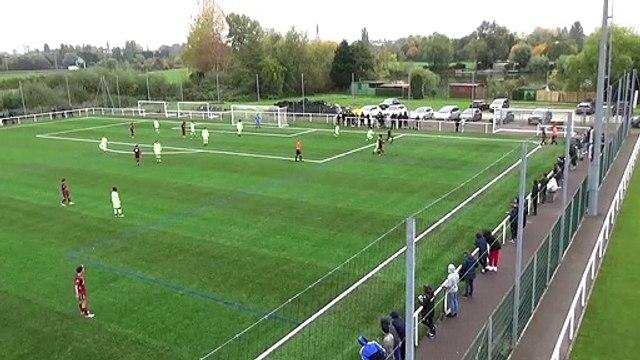 U17 : Metz - Dijon, le résumé vidéo
