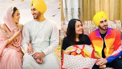Inside Neha Kakkar's Roka Ceremony With Rohanpreet Singh