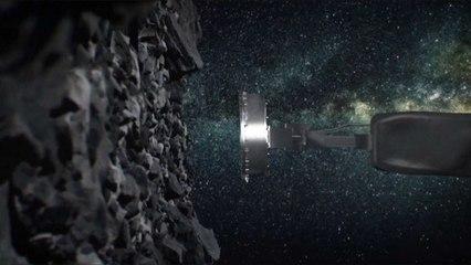 NASA spacecraft set to reach earth-bound asteroid