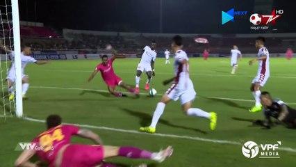 Highlights - Sài Gòn FC - CLB TP. HCM - -Sa mạc bàn thắng- ngày Công Phượng dự khán - NEXT SPORTS