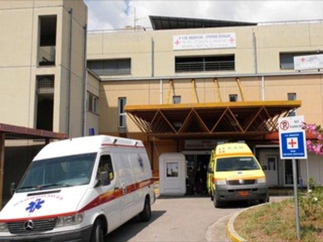 Γ. Πούλου: Δεν υπάρχουν Μ.Α.Φ. στα νοσοκομεία της Βοιωτίας